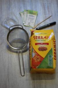 Aussaat-Material für Tomaten